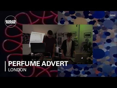 Perfume Advert Boiler Room London Live Set