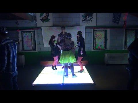 Neon Disco Party. Scouting Irmin-Taweb Ermelo