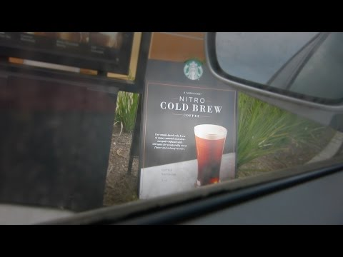 Starbucks Sells Beer?! | TheMikeVision | Day 45