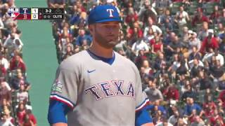 (texas rangers vs boston red sox franchise mode 2020) (mlb the show 20) game 2