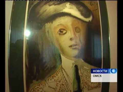 Музей имени Врубеля привез в Омск редкие работы Сальвадора Дали
