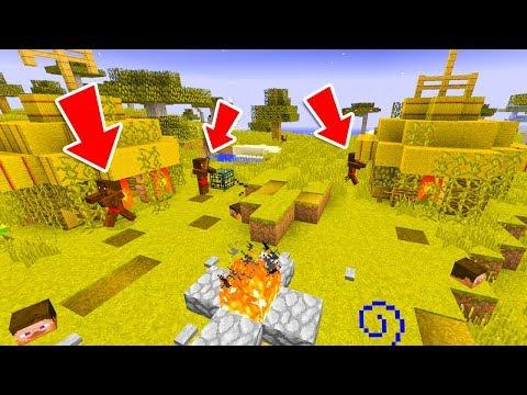 Minecraft ITA - NAUFRAGATI nell'isola dei MISTERI!
