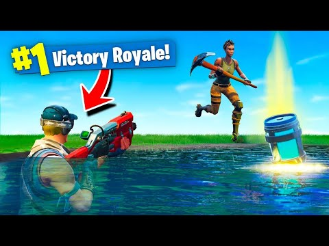 HOW TO *GLITCH* COMPLETELY UNDERWATER In Fortnite Battle Royale!