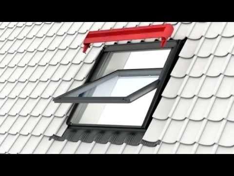 venkovn roleta velux sml n vod na mont zaluzie youtube. Black Bedroom Furniture Sets. Home Design Ideas