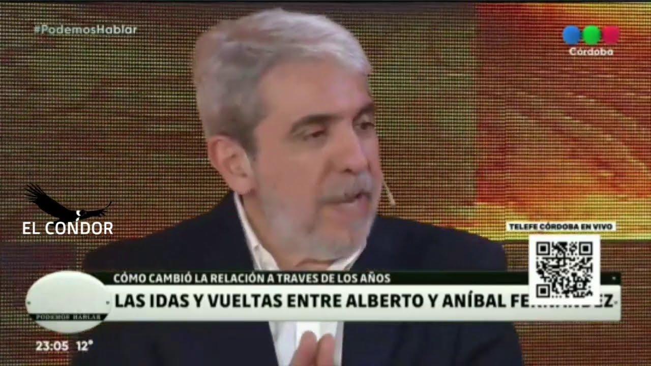 Aníbal Fernandez habló sobre YCRT en PH - Telefe
