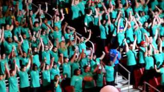 East Territory Chorus