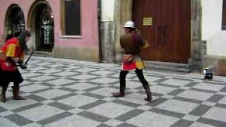 Prague Official Fight