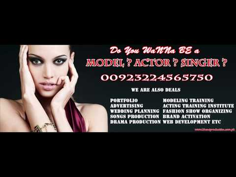Modelling,Acting,Singing agency in Pakistan (TVC Ad)