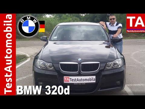 BMW 320d E90 163 KS - TEST