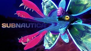 Subnautica - YOU THOUGHT THE GHOST LEVIATHAN WAS SCARY? This Creature Is Next Level Scary - Gameplay