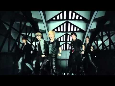 Shinee Lucifer Japanese Vid Korean Song
