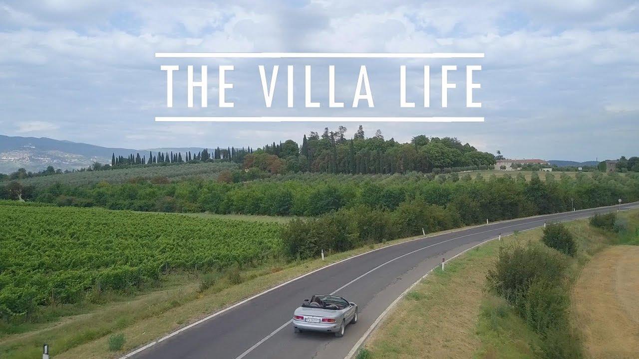 The Villa Life: Casa Felice - Tuscany