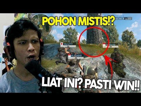 HEBOH ! DITEMUKAN POHON MELAYANG !! - RULES OF SURVIVAL INDONESIA #2