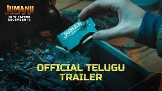 Jumanji: The Next Level | Official Trailer–Telugu | Dwayne Johnson | Kevin Hart | In Cinemas Dec 13