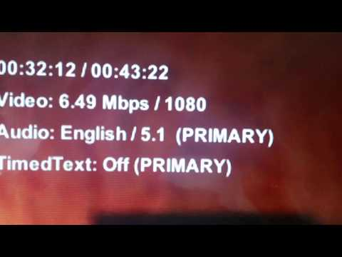 Quick Tech Tip  How To Remove Netflix Info Text Top Left Corner