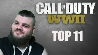 CALL OF DUTY WORLD WAR II | MASTER PRESTIGE NIVEL 114 TOP 11
