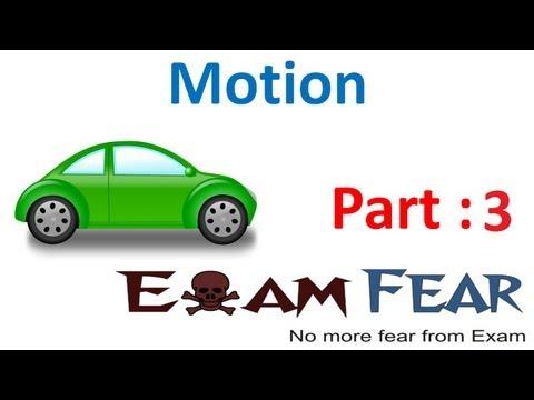 Physics Motion Part 3 (Scalar & Vector Quantity) CBSE Class 9 IX
