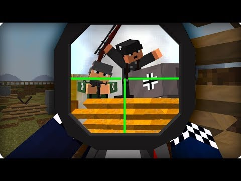 видео: Вторая Мировая Война [ЧАСТЬ 22] Call of duty в Майнкрафт! - (Minecraft - Сериал)