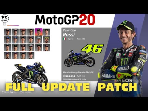MotoGP 20 Update Full Patch - Game PC |