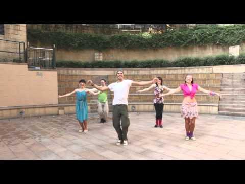 Gleb Latin American Dance Fitness-Samba