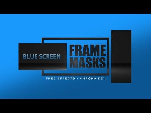 Chroma Key - Frame Masks