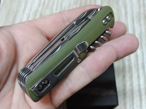 New Arrival - Boker Tech Tool Outdoor - Multi Tool Knife