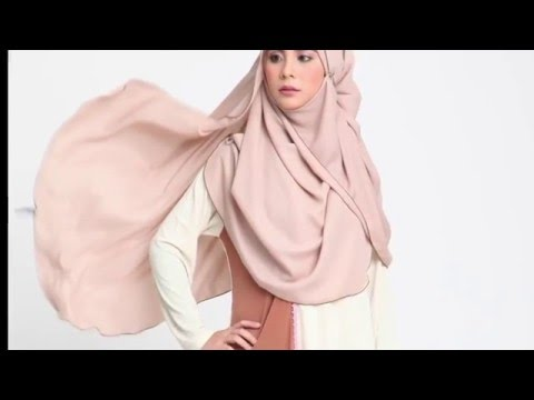 BEAUTIFUL MODEST HIJAB COLLECTION:1