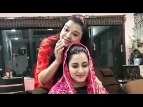 Tik TOK Videos of Aditi Rathore and Gulfamkhan mam and Zain Imam || Naamkaran serial stars