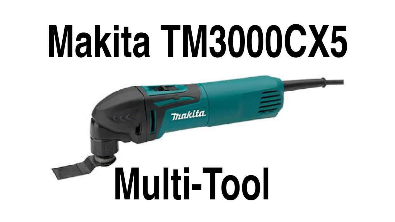 makita tm3000cx5 multi tool youtube. Black Bedroom Furniture Sets. Home Design Ideas