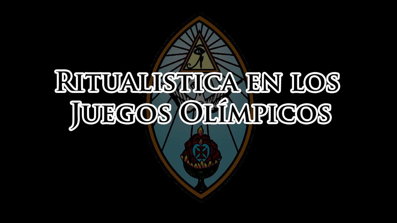 SIMBOLOGÍA EN LOS JUEGOS OLÍMPICOS