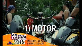 NY2015: Bikers Kental