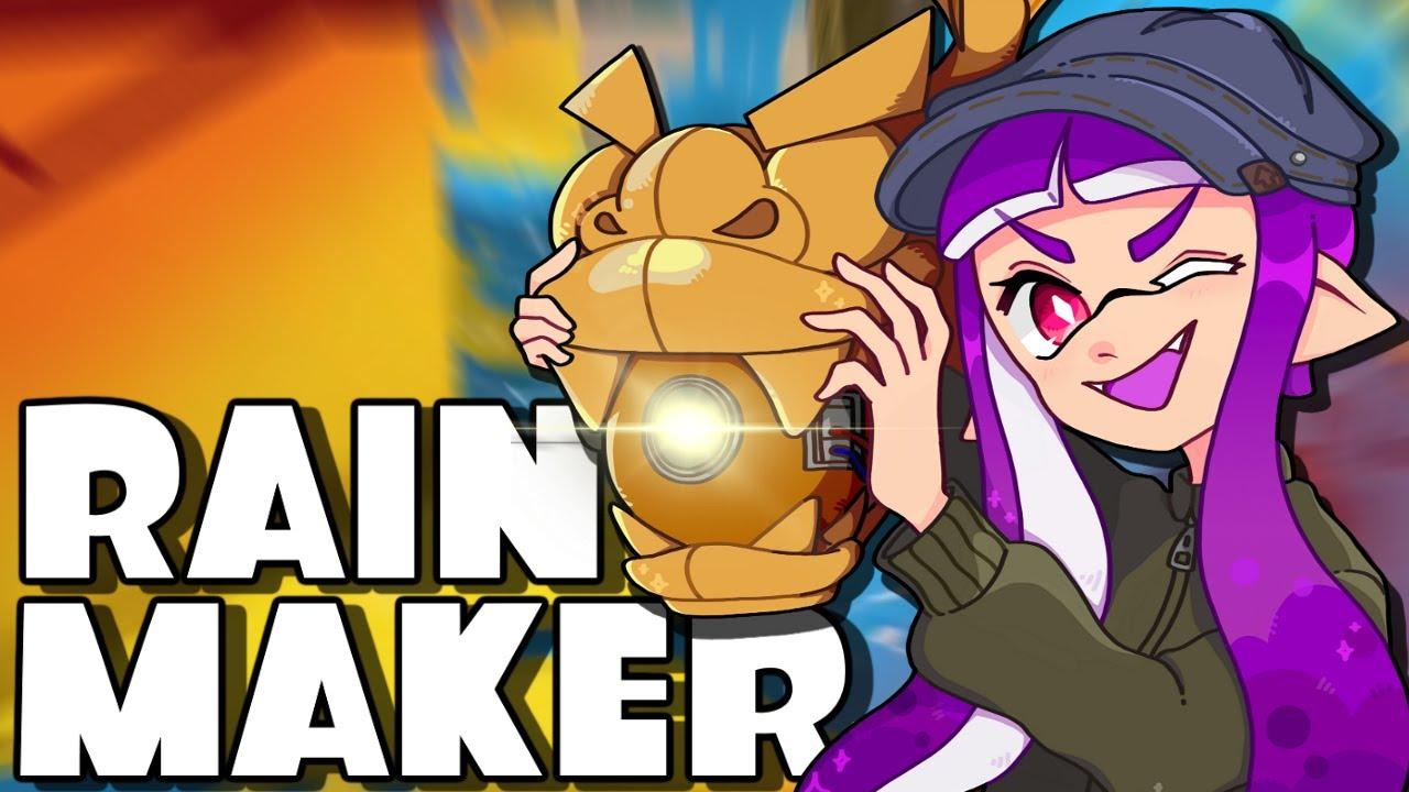 RAINMAKER - Splatoon 2 Song / Parody [Wellerman (Sea Shanty)]