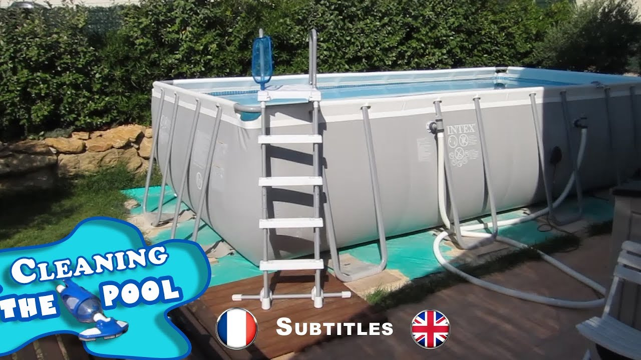 Piscine ultra frame for Piscine intex ultra frame 4 88x1 22