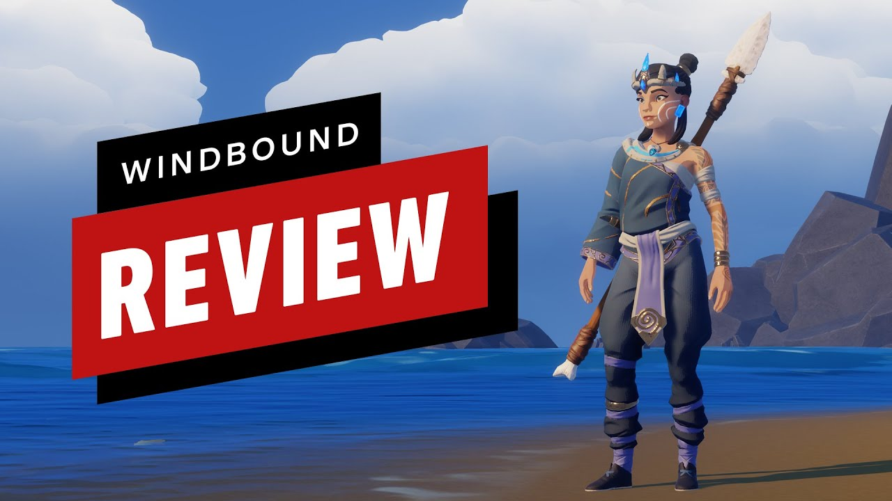 Windbound Review (Video Game Video Review)
