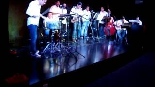 """Felipe Avalos timbales solo (""""Cuco y Olga""""-Mongo Santamaría)"""