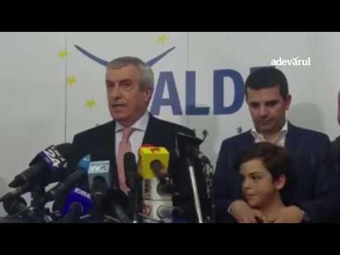 ALDE Tăriceanu şi Constantin, în cărţi pentru Parlament