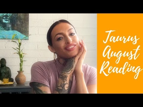 TAURUS August Will You Choose Destiny Or Take Free Will & Dip? TAROT READING