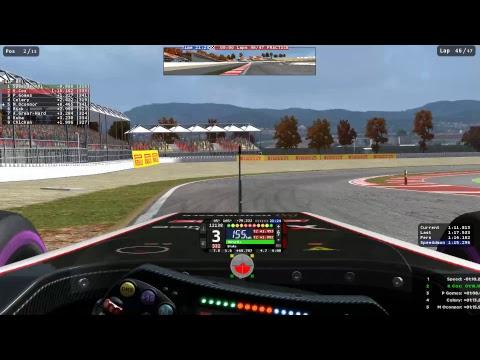 Automobilista | PRC Formula Ultimate League | Barcelona | 2nd July 2017