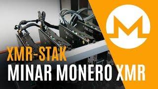Minar Monero con XMR-STAK