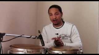 contemp gospel conga rhythm pt1