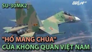 """(VTC14)_Su-30mk2: """"Hổ mang chúa"""" của không quân Việt Nam"""