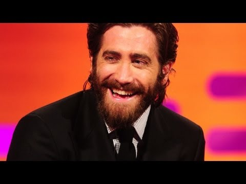 Jake Gyllenhaal talks about his beard - The Graham Norton Show - Series 12 Episode 6 - BBC One