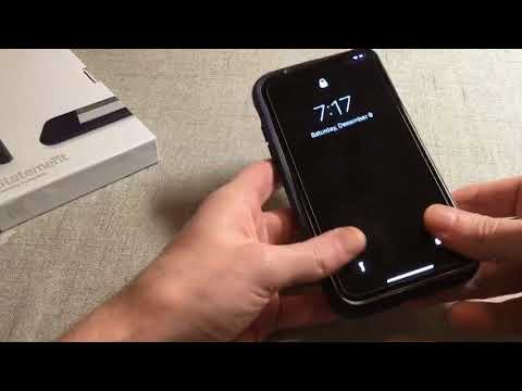 lowest price 28ddb d15b7 OtterBox Statement Series Case for iPhone X Unboxing and Review