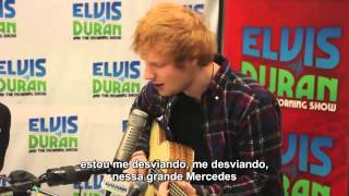 Ed Sheeran - Drunk In Love (Beyoncé Cover) [Legendado/Tradução]