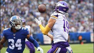 Vikings Vs Giants Week 5 Highlights