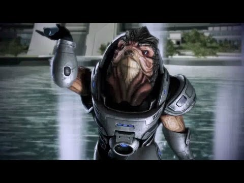 Mass Effect 3 Citadel DLC: I Love You, Grunt