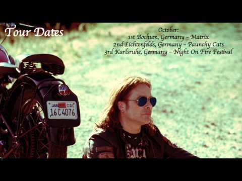 Mike Tramp - High Like A Mountain (European tour dates)