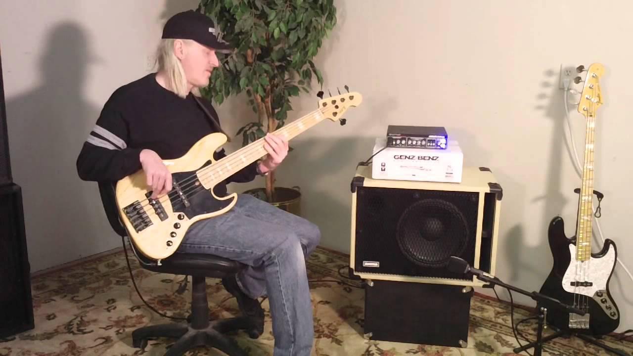 avatar sb112 bass guitar speaker cabinet demo eminence delta 12 lf youtube. Black Bedroom Furniture Sets. Home Design Ideas
