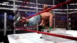 John Cena vs Randy Orton - Ironman Match WWE Championship 2009
