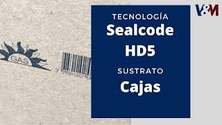 Impresoras industriales HD5 y …